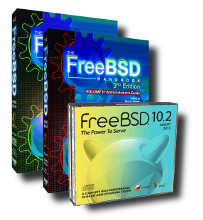 FreeBSD and Handbook Bundle
