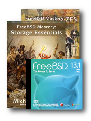 The FreeBSD Mall