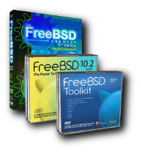 Total FreeBSD Bundle: FreeBSD, Handbook, and Toolkit!
