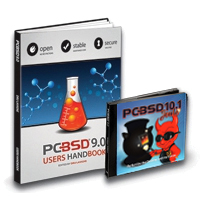 PC-BSD 9.0 Users Handbook and PC-BSD 9.1 DVD